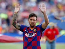 """Messi n'aime pas qu'on l'appelle """"Dieu"""""""