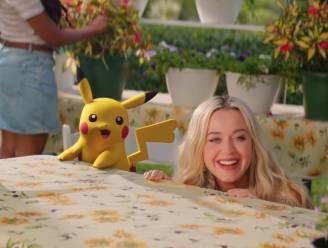 Katy Perry wordt Pokémontrainer in nieuwe videoclip 'Electric'