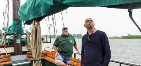 Stichting moet bruine vloot in Kampen vlottrekken: 'Hoe krijgen we meer Nederlanders aan boord?'