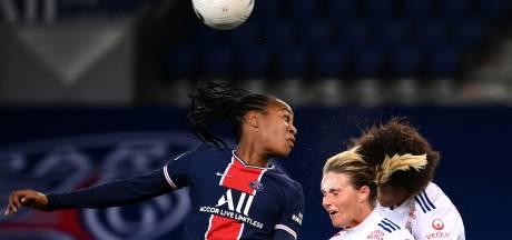 Einde aan ongeslagen reeks vrouwen Lyon na 80 wedstrijden