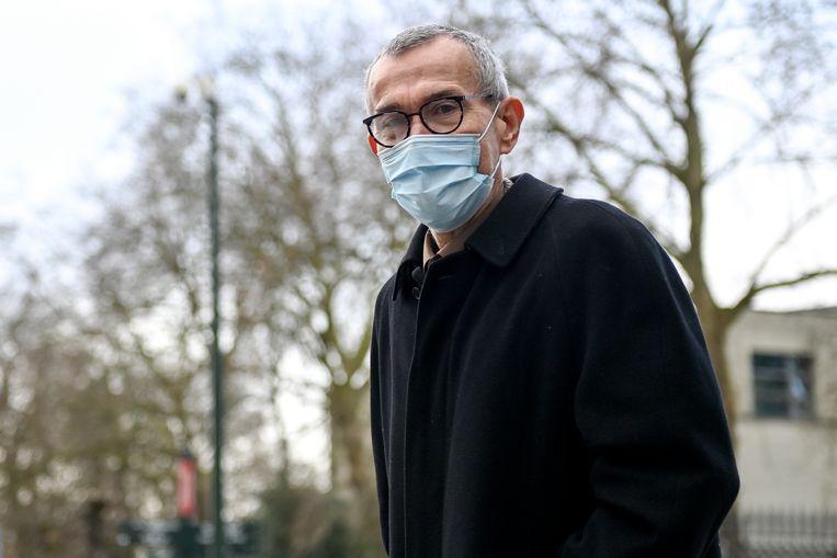 Minister Frank Vandenbroucke stelt de Hoge Gezondheidsraad drie prangende vragen.  Beeld BELGA