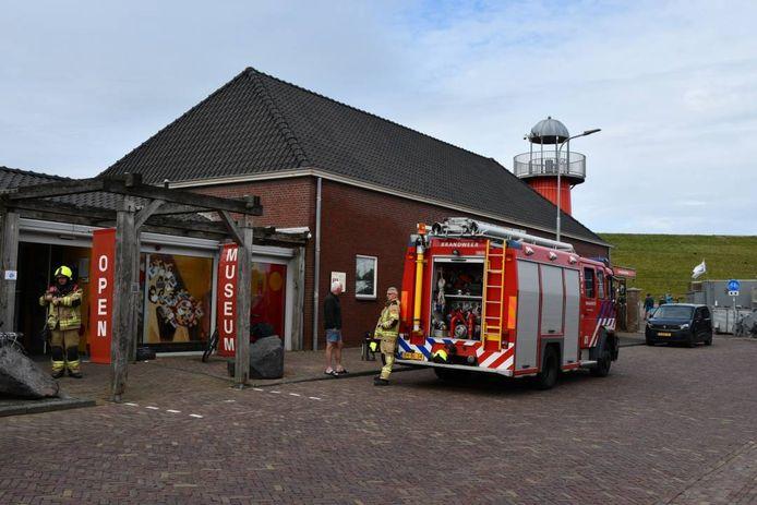De hulpdiensten konden het vuur snel onder controle krijgen.