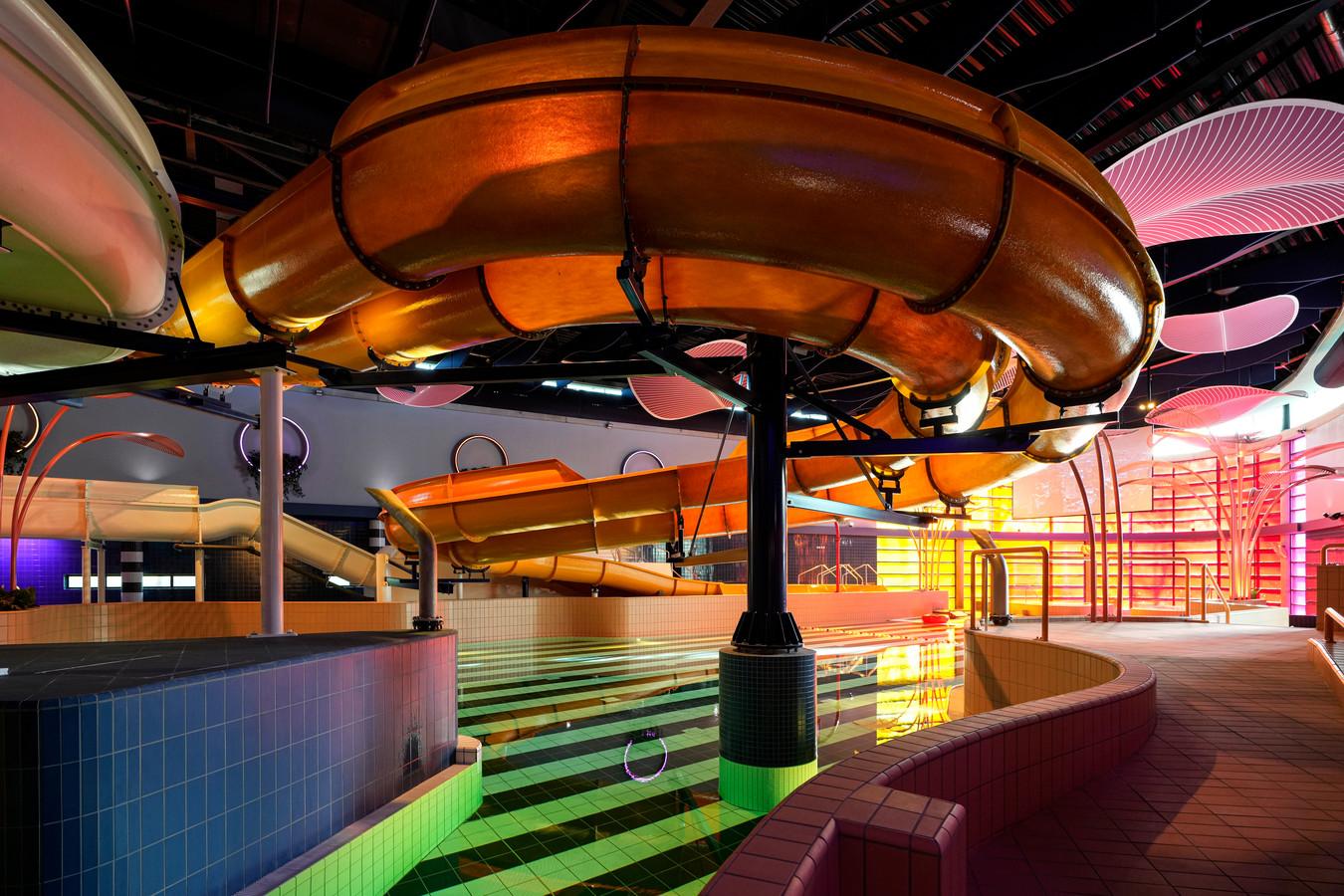 Het vernieuwde Aqua Fun in Sportiom