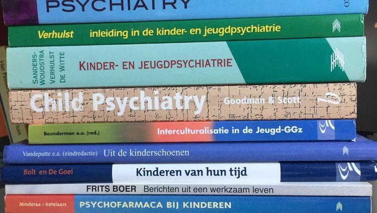 De opleiding van een kinderpsychiater is te vergelijken met die van een hersenchirurg. Beeld