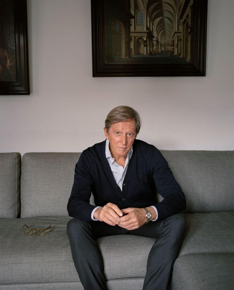 Bob Haboldt: 'Wanderlust hoort bij de manier waarop ik werk.' Beeld Wouter Le Duc