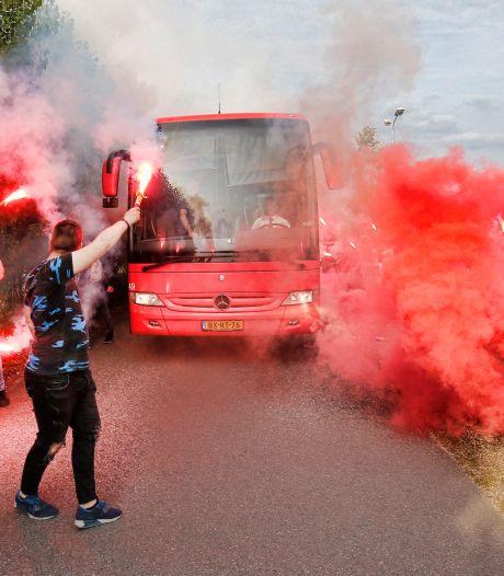 Utrecht-supporters blazen demonstratie af, oproep tot 'dikke steunbetuiging' bij Galgenwaard