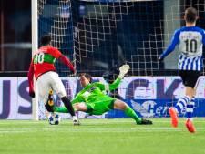 'Diesel' FC Eindhoven komt weer te laat op gang: 'We creëren al weken weinig'