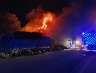 Brandweer bestrijdt uitslaande brand in taartenatelier Sugar & Pies