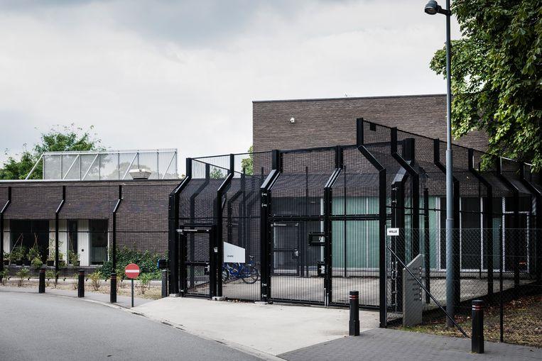De hoogbeveiligde afdeling Levanta van psychiatrisch centrum Sint-Jan-Baptist. Beeld Geert Braekers
