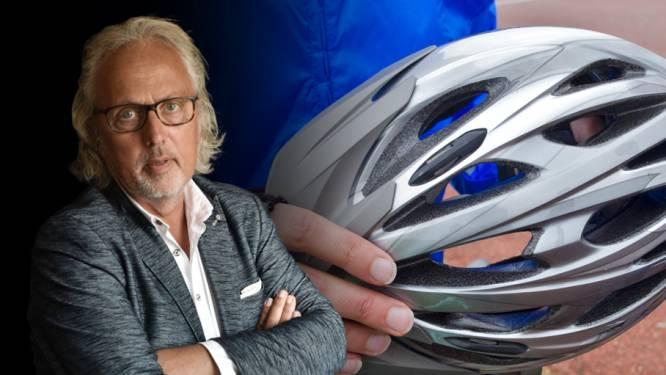 Alle fietsers verplicht een helmpie op? Hou nou eens op met dat gepamper!