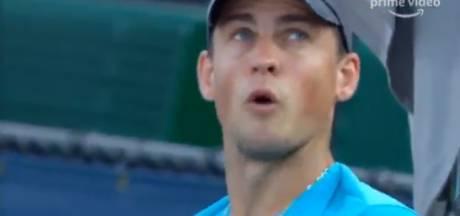 """Pospisil s'en prend au patron de l'ATP en plein match: """"Quel putain de c******!"""""""