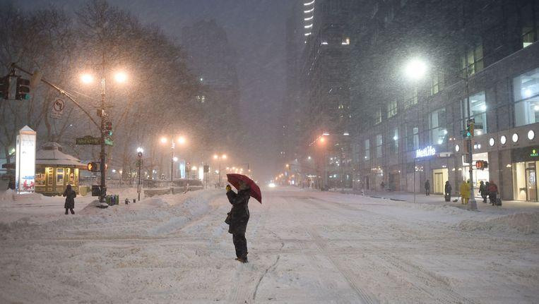 New York. Beeld AFP