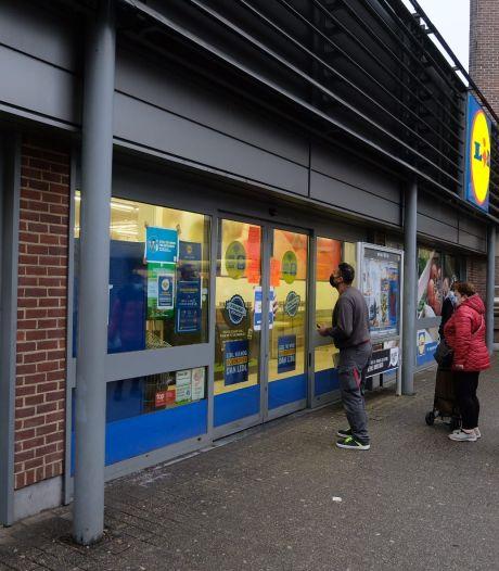 Un supermarché Lidl fermé sur ordre du bourgmestre à Vilvorde: les mesures corona n'y étaient pas respectées