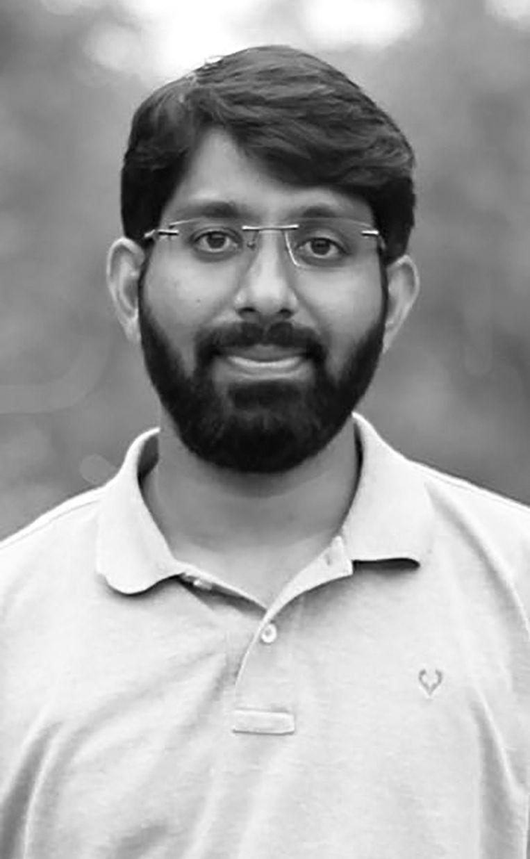 'Ik word zo'n vijf keer per dag gebeld door mensen die medicijnen nodig hebben' - Srujan Kumar.  Beeld