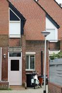 Een woonerf in de wijk Rijnsoever van Katwijk aan Zee, waar PvdD-lijsttrekker Esther Ouwehand opgroeide.