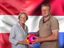 Nederland-Oostenrijk betekent ook strijd in huize De Jonge in Blokzijl