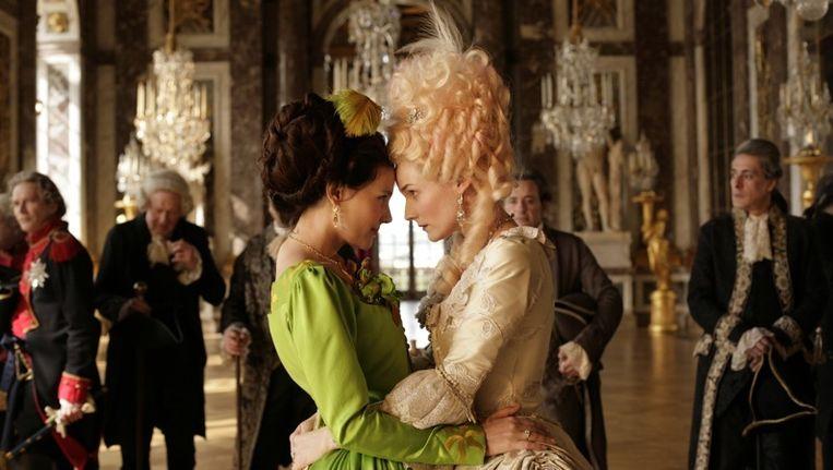 Filmstill Les Adieux à la Reine. Beeld