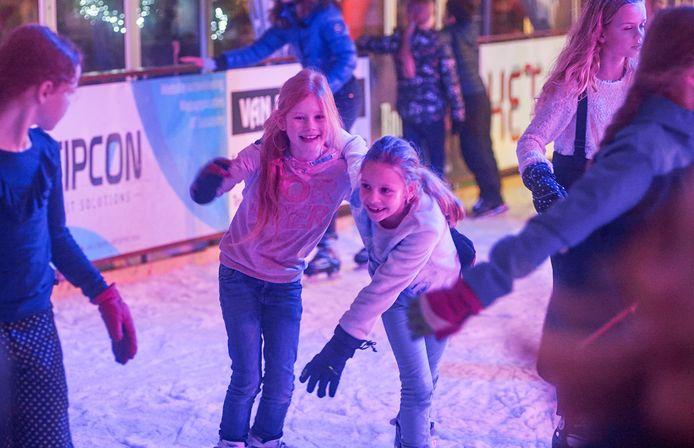 Sfeerfoto Uden on ice.   Fotograaf: Van Assendelft