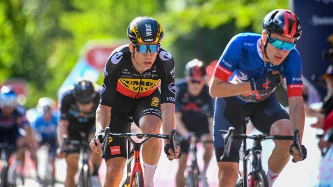 Wout van Aert remporte le Tour de Grande-Bretagne