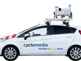 Interwaas schakelt camera-auto's in om foto's te maken van straatbeeld