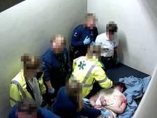 La police ne veut plus mettre les détenus psychotiques en cellule