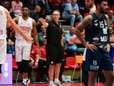 Als coach van Heroes Den Bosch is Erik Braal eindelijk de baas in De Maaspoort