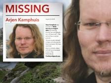 Nederlander Arjen Kamphuis (47) vermist: 'Hij zat niet op zijn vlucht terug'