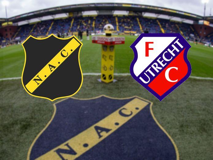 NAC - FC Utrecht