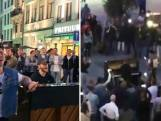 Straatfeest in Antwerpen dankzij Nederlanders