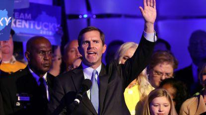 Democraten brengen Republikeinen zware klap toe in Virginia en Kentucky