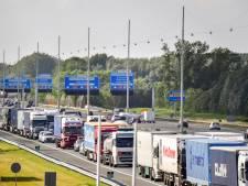 DFDS Vlaardingen neemt maatregelen tegen wegen vol met vrachtwagens