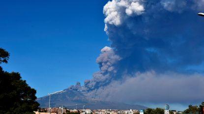 VIDEO. Plotselinge uitbarsting hoofdkrater van Siciliaanse vulkaan Etna: problemen voor vliegverkeer