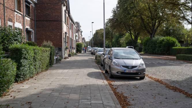 Fietsostrade langs Saffierstraat krijgt vorm