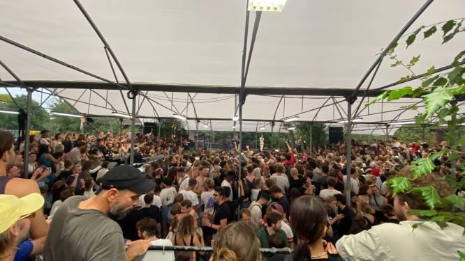 Jef Mills blikvanger op Horst Arts & Music Festival
