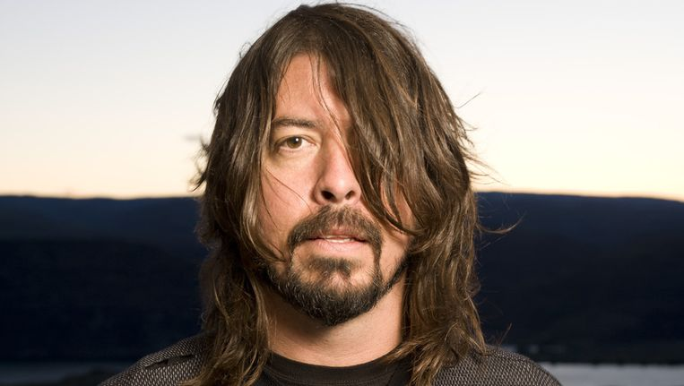 Dave Grohl Beeld GETTY