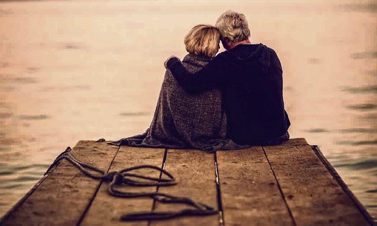 Romantiek 2.0: stel is na 50 jaar weer samen