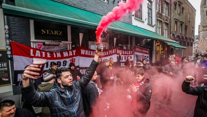 """1.500 Britse voetbalfans verwacht in Brugge: """"Horeca-uitbaters, promoot geen zware bieren of sterke drank"""""""