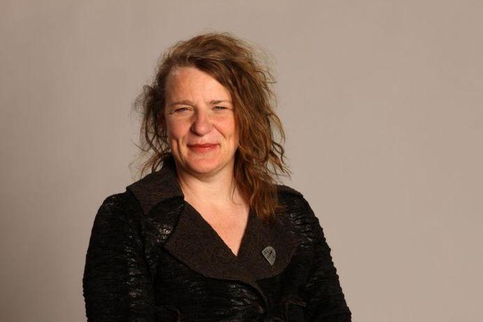 Wethouder Mary-Ann Schreurs.