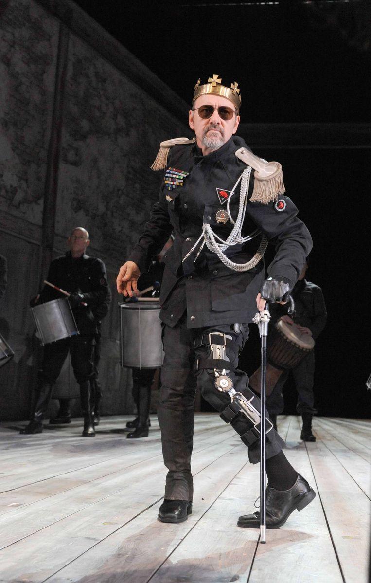 Kevin Spacey als Richard III. Beeld Alastair Muir