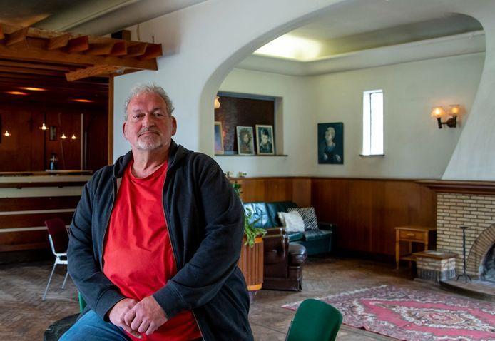 Herman Boers nam het initiatief voor de Village People Salon, een maandelijke ontmoetingsgelegenheid voor lhbtiq-ers van 55 jaar en ouder.