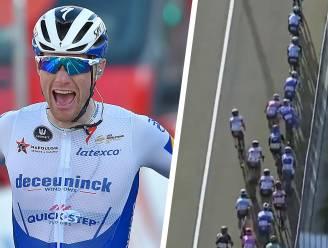 """Ackermann wint massasprint in Vuelta na declassering Bennett, Lefevere: """"Kennen al langer incompetentie van UCI"""""""