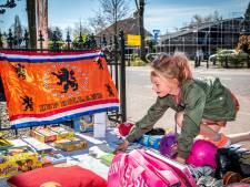 Koningsdag in Helmond en de Peel: rustig op parken en pleinen, gezellig in voortuinen