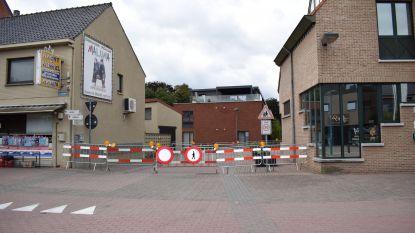 Beunisstraat afgesloten wegens instortingsgevaar
