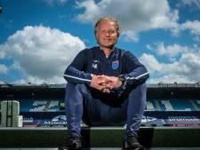 Na acht jaar als trainer van PEC Zwolle heeft Gert-Peter de Gunst wat nieuws gevonden