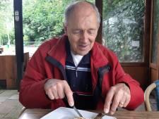 Kees (81) was een trotse politievrijwilliger: hij rende op z'n 72ste nog achter een zakkenroller aan