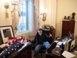 Man die kantoor Nancy Pelosi binnendrong tijdens bestorming Capitool door het lint tijdens rechtszaak