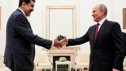 Rusland zegt Maduro verdere hulp toe