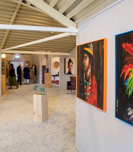 Nieuwe kunstroutes langs drie oevers en 41 locaties