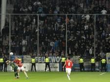 PEC Zwolle dreigt met stadionverbod na misdragingen supporters, beveiliger FC Utrecht op non-actief