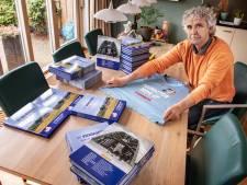 Marcel plakt boeken in voor het goede doel: 'Goed gevoel om met je hobby anderen te helpen'